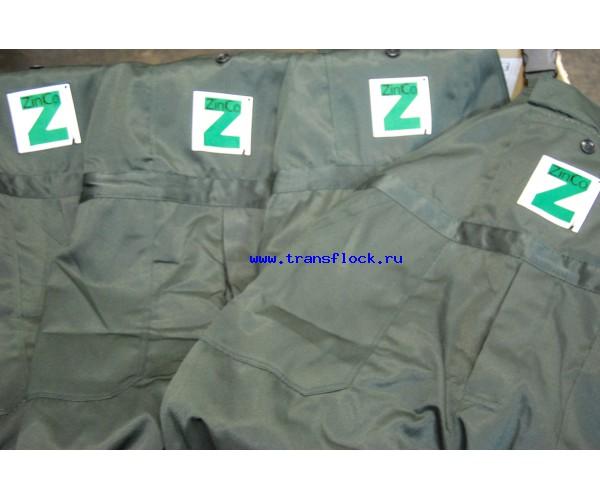 нанесение логотипов на спец одежду