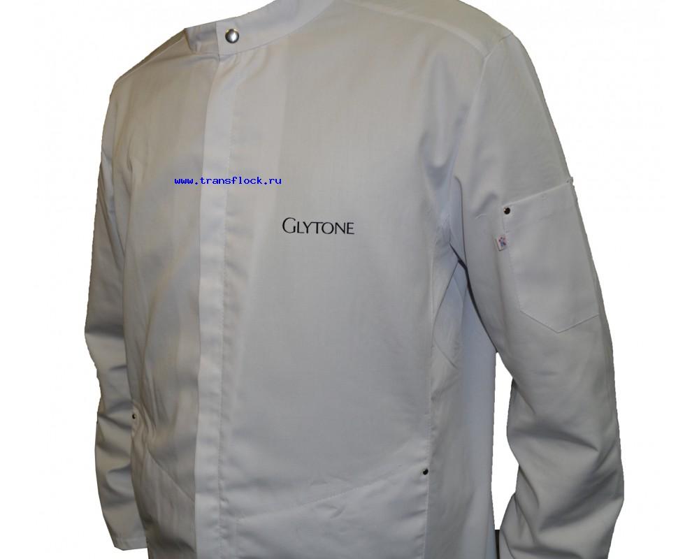 Нанесение логотипов на медицинскую одежду