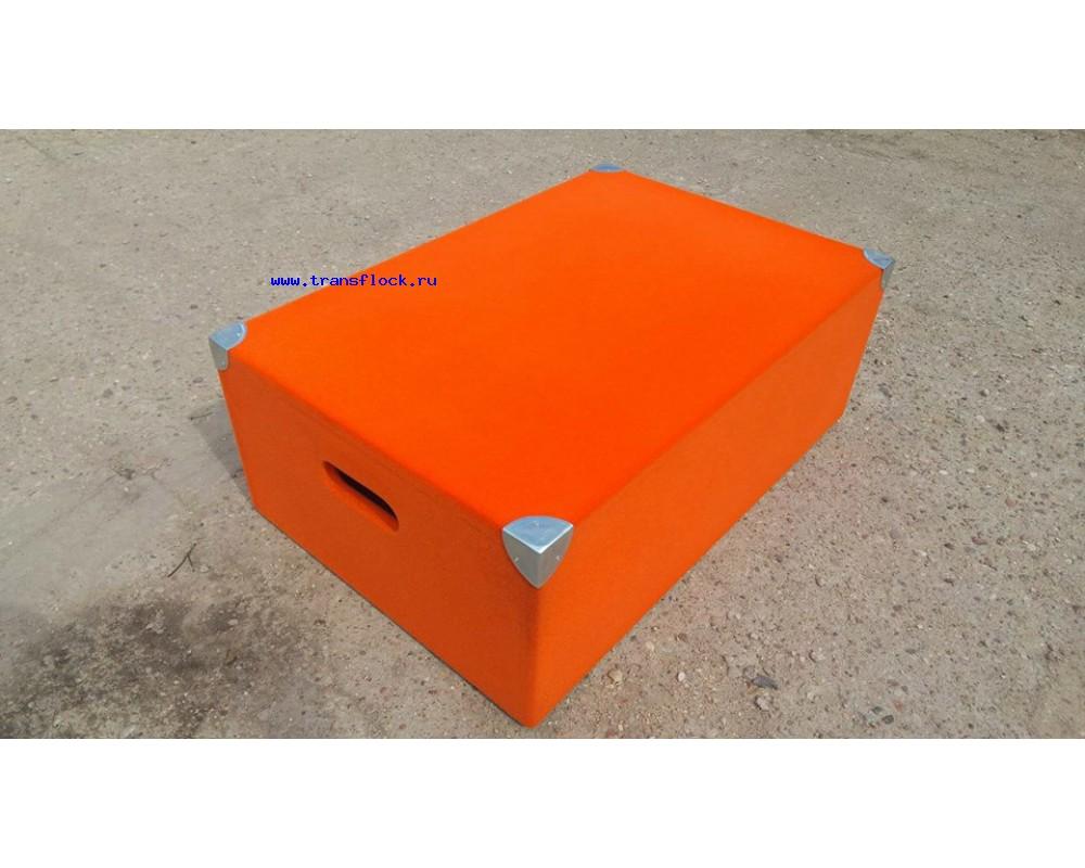 флокирование коробок