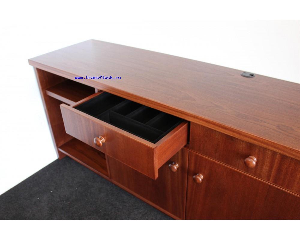 Флокирование ящиков для мебели
