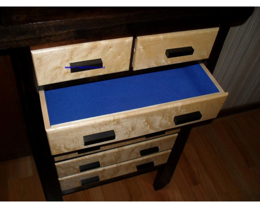 Флокирование мебели